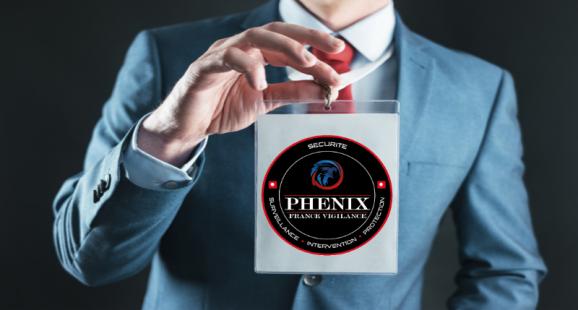 Logo de la société PHENIX FRANCE VIGILANCE